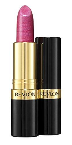 Revlon Super Lustrous Lipstick Amethyst Shell 424, 1er Pack (1 x 4 g) (Color Lippenstift True)