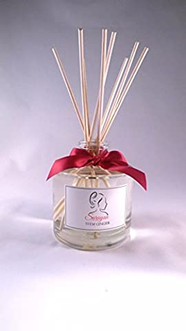 Signature Stem Ginger Reed Diffuser - Long