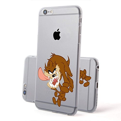 Custodia rigida looney tunes taz serie 2 iPhone - TAZ Aggressivo, Iphone 5/5S TAZ Aggressivo