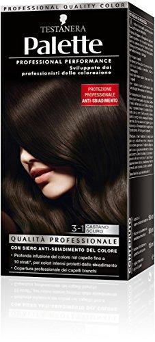 teinture pour les cheveux 3-1 brun sombre