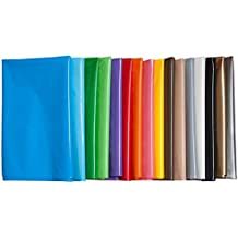 Grafoplas Fixo Kids - Pack de 25 bolsa disfraz, 65 x 90cm, color naranja