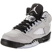 Nike Air Jordan 5 Retro Gg, espadrilles de basket-ball femme