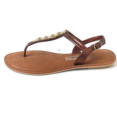 Ipanema , Sandales pour femme marron Braun (beige/bronze) Braun (beige/bronze)