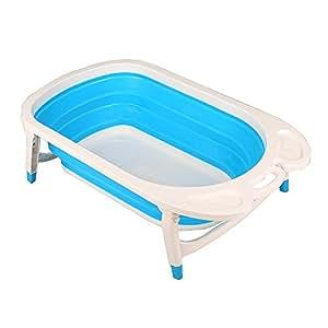 ABO Vasca da bagno per bambini pieghevole, QFY1576Blue ...