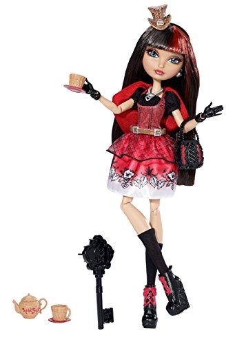 Mattel Ever After High BJH33 - Tee-tastische Party, Cerise Hood, Puppe