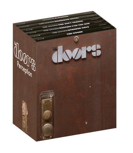 Perception Box [6 CD + 6 DVD] by The Doors (2008-10-21)