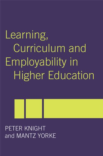 Learning, Curriculum and Employability in Higher Education (English Edition)