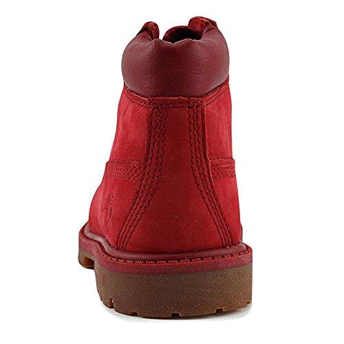 Timberland 6 Premium Waterproof Boot red