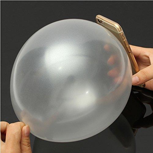 Nahaufnahme Magic Street Trick Mobile in Ballon Penetration In A Flash Party