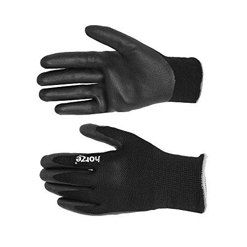 Extrem strapazierfähige Sommer Arbeitshandschuhe Handschuhe f. Stall Garten Haus, Groesse:7