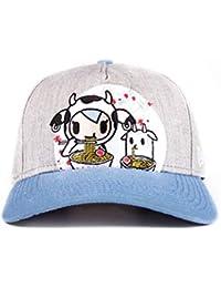 Tokidoki Women s Snapback Hat  Ramen Duo e46d36ed1cb7