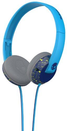 Uprock 2.0 Esterne con Microfono, Blu Navy/Lime Intenso/Blu Intenso