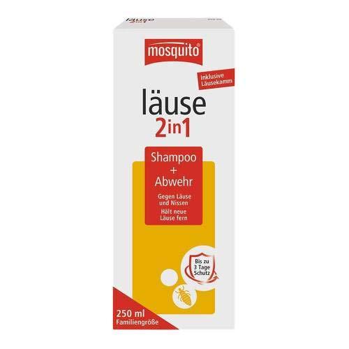 mosquito Läuse 2in1, 250 ml Shampoo