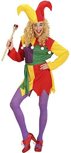 für Frauen Gr. L = 42 (Jester-kostüm Für Frauen)