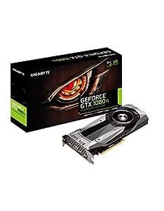 Carte graphique Gigabyte GeForce GTX1080TI 1480 MHZ 11 Go PCI-Express 3.0