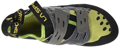 La Sportiva, Scarpe da arrampicata uomo Verde / Gris