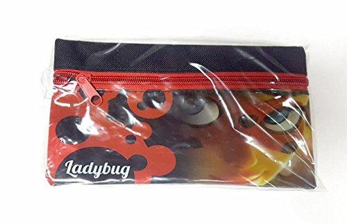 Miraculous CAT-FPC-5005 Ladybug – Estuche Plano (20 cm)