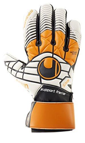 uhlsport-handschuhe-eliminator-soft-sf-schwarz-orange-weiss-9-100017101