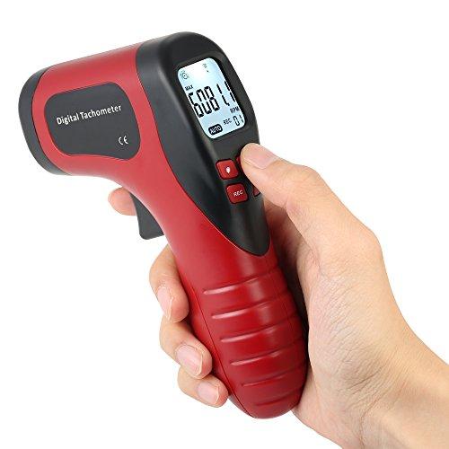 Klinkamz Thermom/ètre num/érique infrarouge pour b/éb/é avec /écran LCD sans contact infrarouge