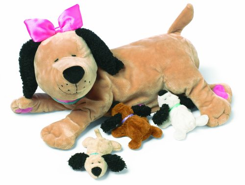 Manhattan Toy Nursing Nana Dog Nurturing Soft Toy