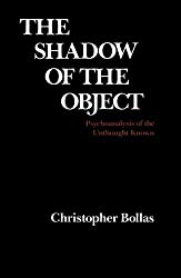 The Shadow of the Object: Psychoanalysis of the Unthought Unknown