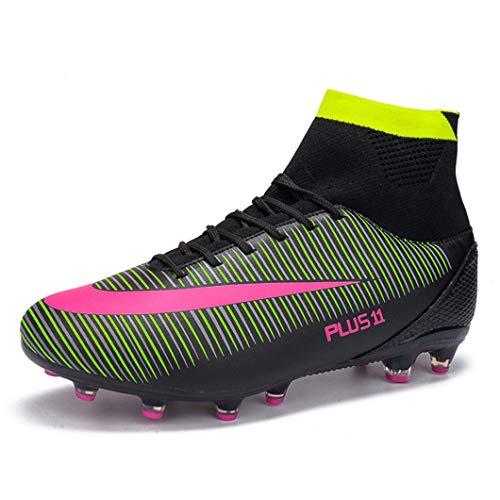 MAXTOP Zapatos de fútbol Hombre FG Spike