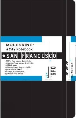 S.Francisco city notebook