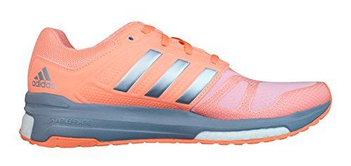 f0d6c501b3d ... Adidas Response Revenge Boost 2 Women s Chaussure De Course à Pied -  SS15 Pêche ...