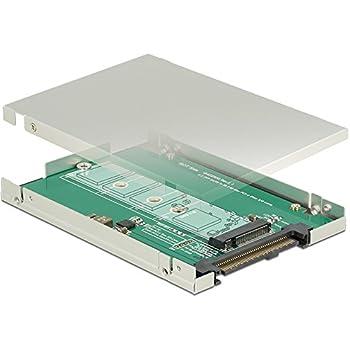 DeLOCK 2 5 Converter U 2 SFF 8639 > M 2 NGFF Nvme Key M