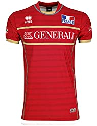 Maillot Errea Equipe de France volley rouge 2016/2017