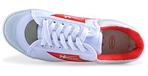 Baixo Damen Topos Gfone Sneaker Rot qaWEP1F