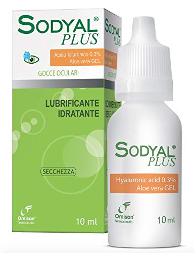 Sodyal Plus Gocce Oculari con Acido Ialuronico - 10 ml