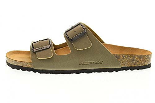 VALLEVERDE chaussures sandales homme G57400 terre (41-45) Terre
