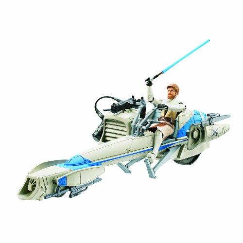 BARC Speeder Bike & Obi-Wan Kenobi