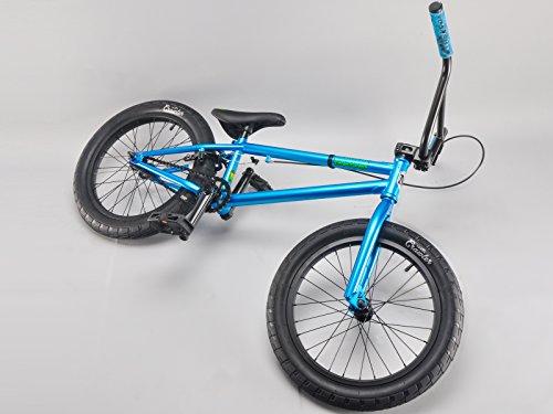 "Mafiabikes Madmain 18"" Teal Harry Main BMX Bike"