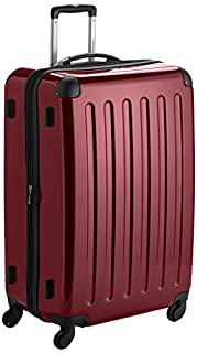 HAUPTSTADTKOFFER - Alex - Luggage Suitcase Hardside Spinner Trolley 4 Wheel Expandable, 75cm, burgundy (B00XJJ7TLM) | Amazon price tracker / tracking, Amazon price history charts, Amazon price watches, Amazon price drop alerts