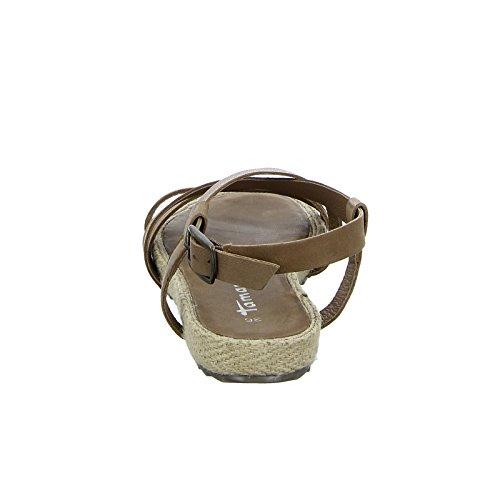 Tamaris 1-1-28085-20 007 Damen Sandalen Braun (Cigar)