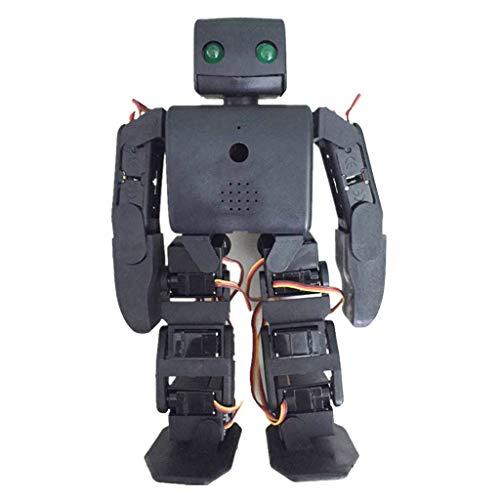 B Blesiya Humanoid Robot für Arduino 3D-Drucker Open Source für DIY-Roboter Am Roboterhelm