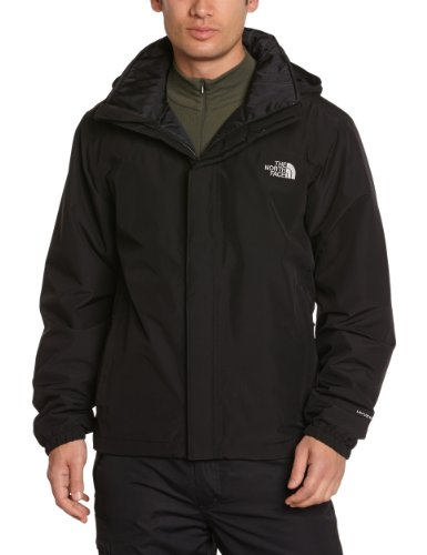 The North Face M Resolve Giacca isolante, Uomo, Nero (Tnf Black), M