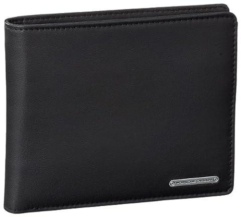 PORSCHE DESIGN Billfold H5J Geldbörse Portemonnaie CL2 2.0 Schwarz Black