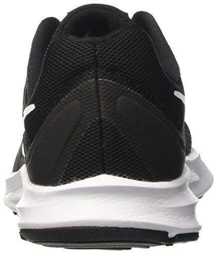 Nike Wmns Downshifter 7, Chaussures de Course Femme Noir (Black / White / Anthracite)