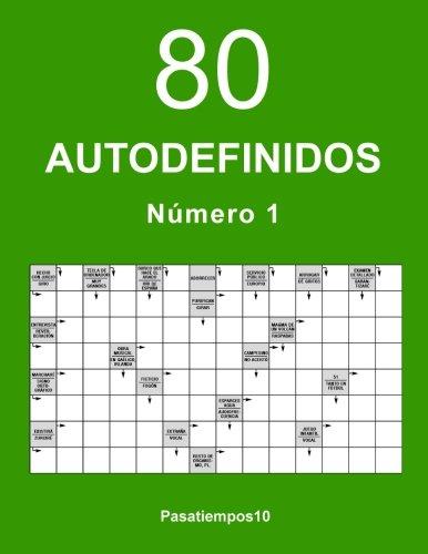 80 Autodefinidos - N. 1: Volume 1