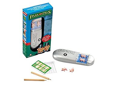 Pass the Pigs Dice Game
