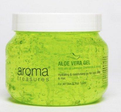 Aroma Treasures Aloe Vera Gel for Hair, Skin, Body &...