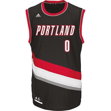 Adidas Trail Blazers Réplique Maillot de Basketball Joueur