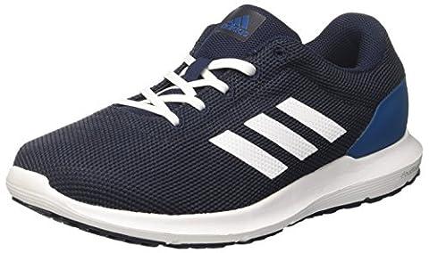 Adidas Herren Cosmic M Laufschuhe, Rot (Maosno/ftwbla/azubas), 44 EU