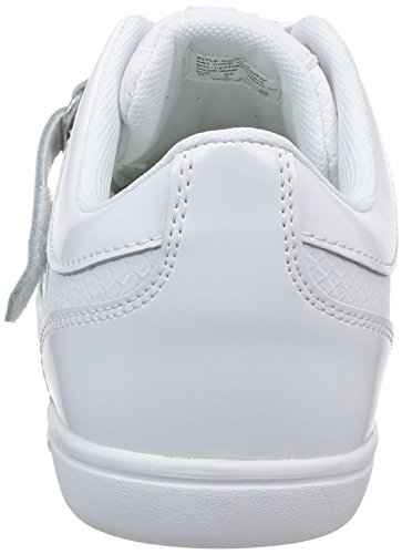 Jim Rickey Walcott, Baskets mode homme Blanc (White Snake)