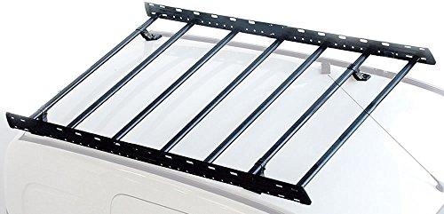 Montblanc Pro Deck 270590 Professioneller Dachgepäckträger Medium 509, Schwarz
