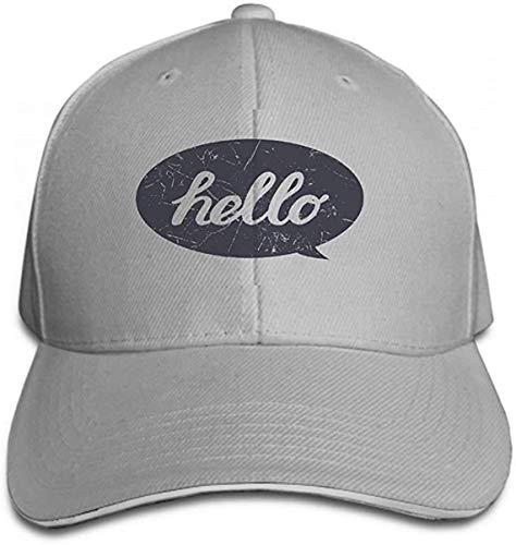Kotdeqay Never Trust A Skinny Chef 1 Unisex Cowboy Hat Baseball Caps Vintage Adjustable Sports Golf Cap Fashion26036