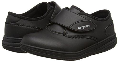 Oxypas Medilogic Emily Slip-resistant, Antistatic Nursing Shoe, Black (Blk), 5 UK (38 EU) Nero (Black)
